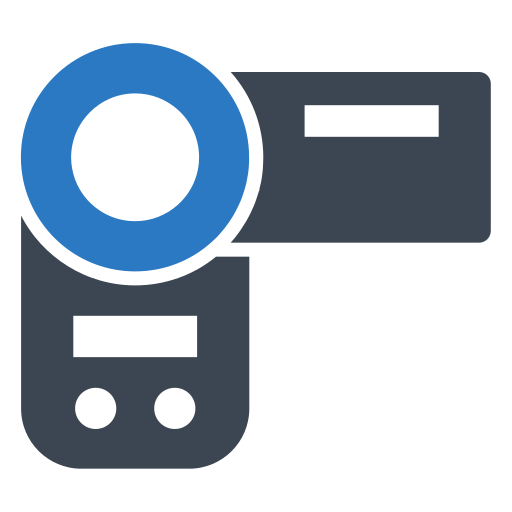 Electronic, Device, Video, Camera Icon Free Of Technology