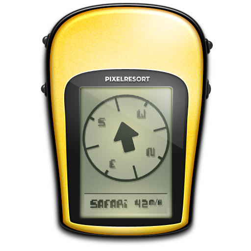 Electronic Icon Safari Iconset Pixelresort