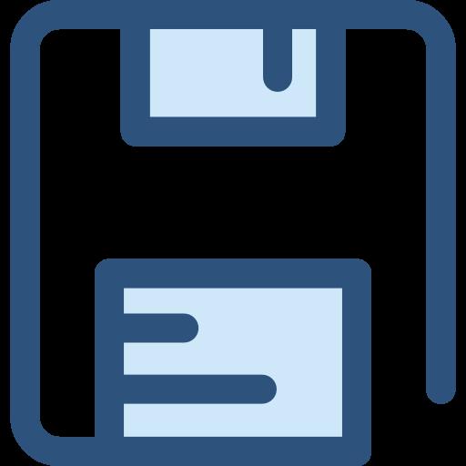 Floppy Disk, Technology, Electronics Icon