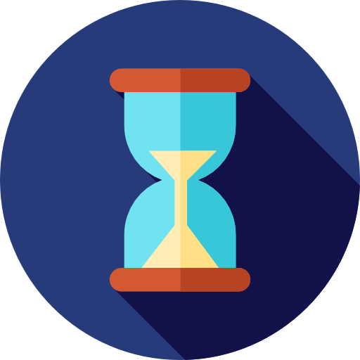 Hourglass Icons Work Icon, Icon Font, Vector Icons