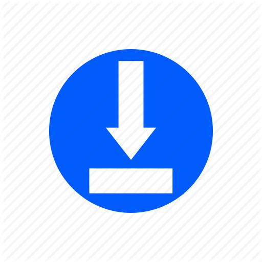 Arrow, Down, Download, Element Icon