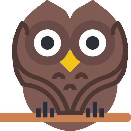 Owl Icon Holiday Elements Smashicons