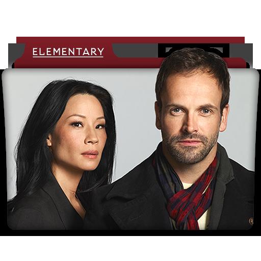 Elementary Tv Series Folder Icon