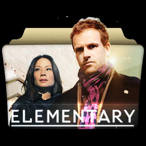 Elementary Icon Tv Series Folder Pack Iconset