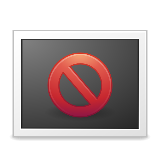 Image Missing Icon