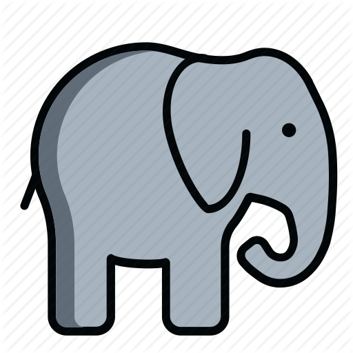 African, Animal, Baby Elephant, Bishop, Elephant, Wild, Zoo Icon