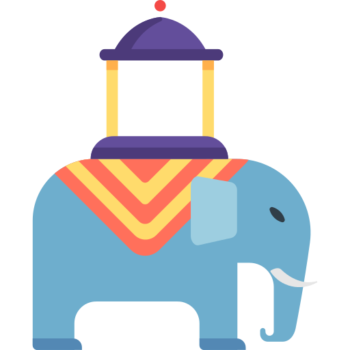 Elephant India Png Icon