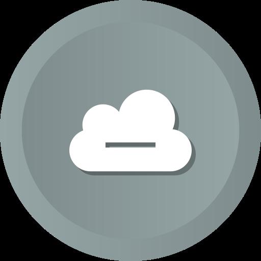Cloud, Delete, Minus, Remove Icon Free Of Ios Web User Interface