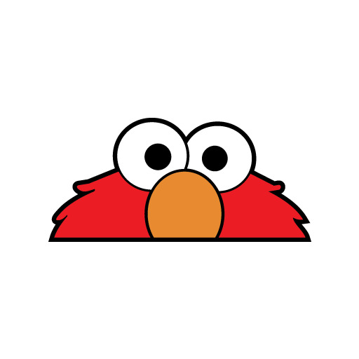 Elmo For Japanese Car Decal Sticker Ebay