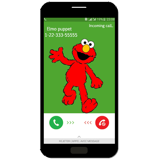 Free Call From Mr Elmo Apk