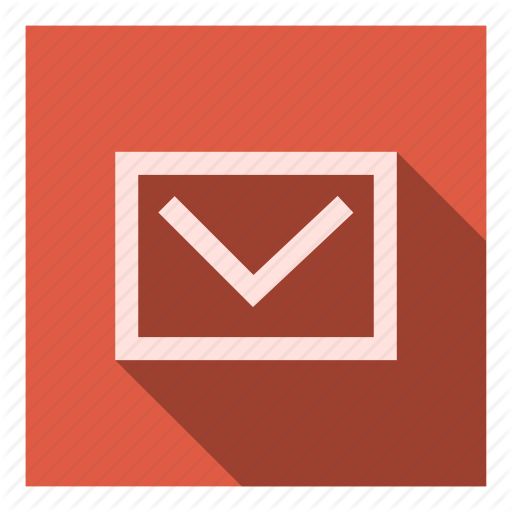 Account, App, Email, Inbox, Mail, Square, Ui Icon