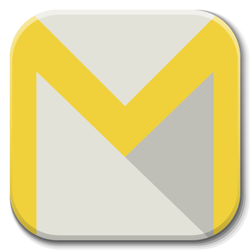 Apps Email Client Android Icon Flatwoken Iconset Alecive