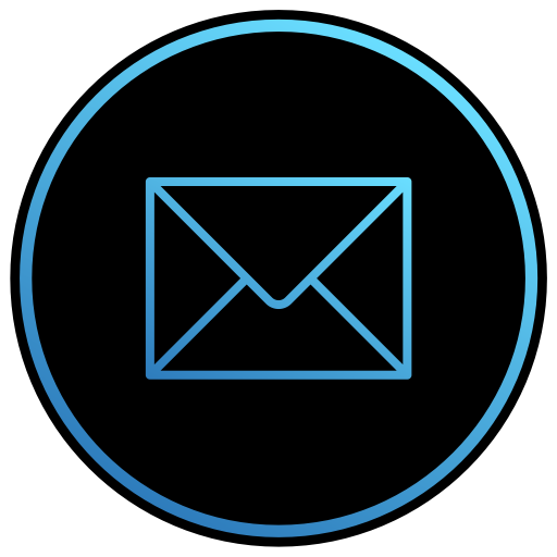 Letter, Email, Mail, Envelope, Web, App, Mailbox Icon