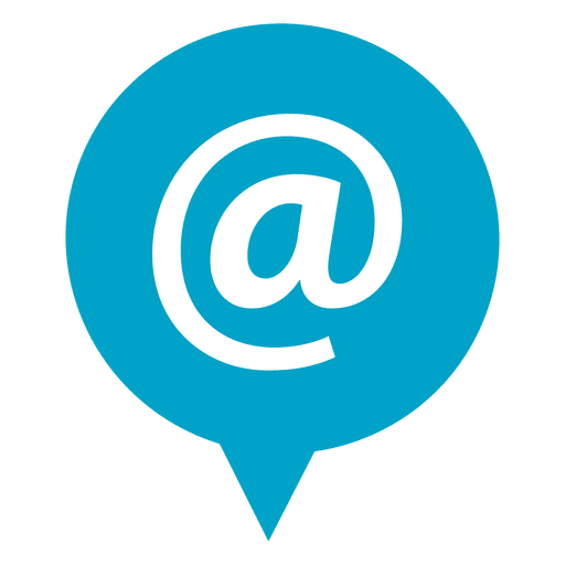 At Email Bubble Icon