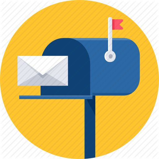 Box, Email, Letter, Letterbox, Mail, Post, Postbox Icon