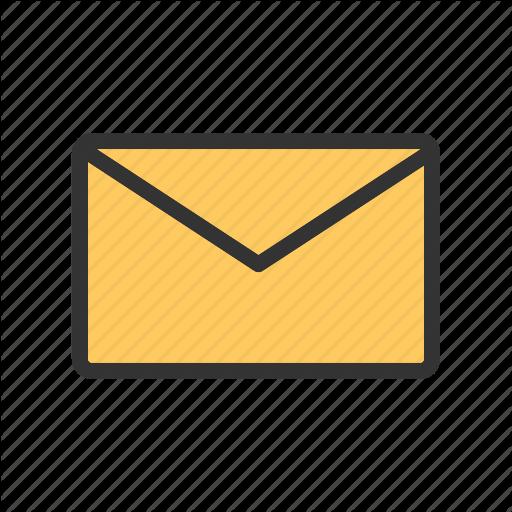 Email, Envelop, Inbox, Letter, Mail Box, Message, Send Icon