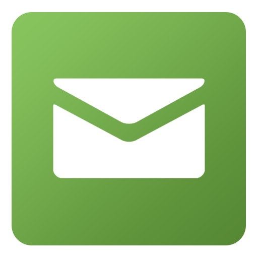 Email Icon Flat Gradient Social Iconset Limav