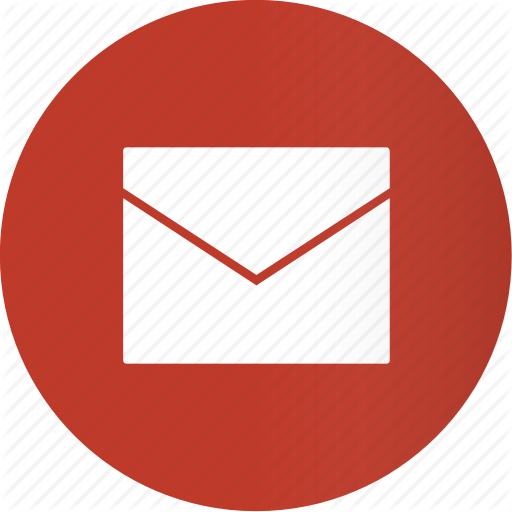 Circle, Communication, Email, Envelope, Letter, Mail, Send Icon