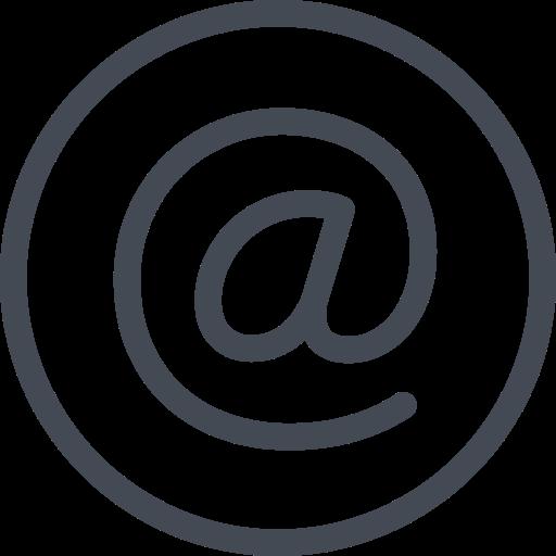 Circle, Social, Email Icon Free Of Social Media Set