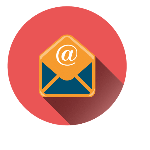 Email Circle Icon