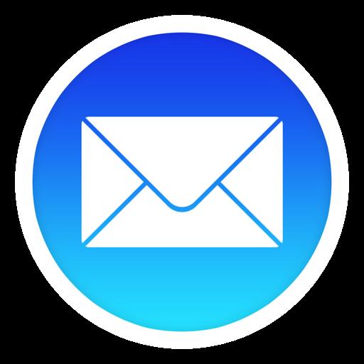 Mail Icon Mavrick Iconset Johnathanmac