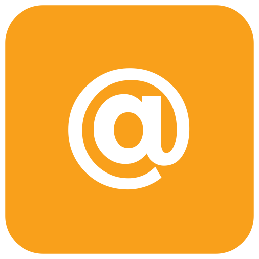 At, Email Icon, Contact Icon