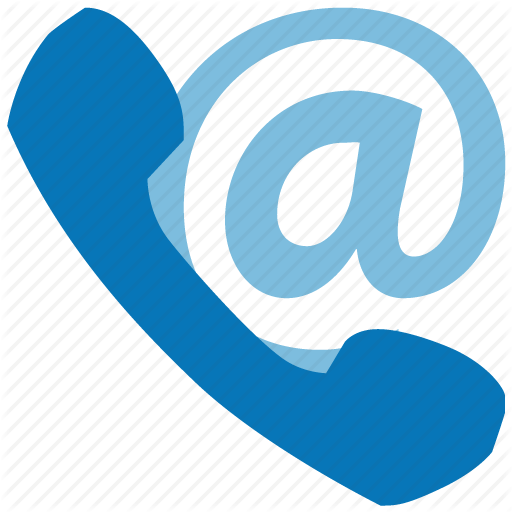 Address, Contact, Contacts, Email, Phone, Support, Telephone Icon