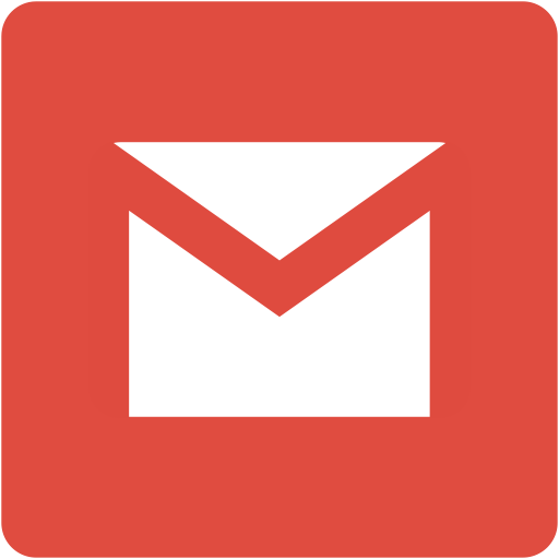 Email, Square, Contact, Gmail, Contacts, Address Book Icon