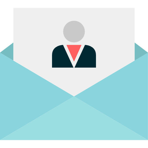 Communications, Email, Envelope Icon