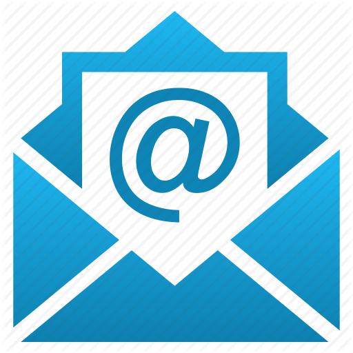 Email, Envelope, Mail, Message, News, Open Document, Send Letter Icon