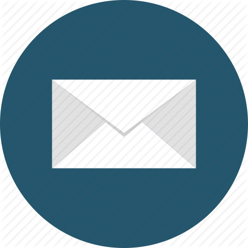 Contact, Email, Envelope, Letter, Mail, Sms Icon