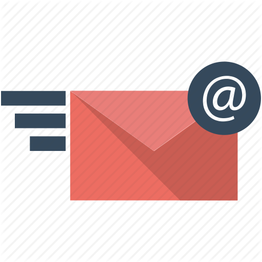 Email, Envelope, Flat Icon, Letter, Mail, Send, Seo Icon