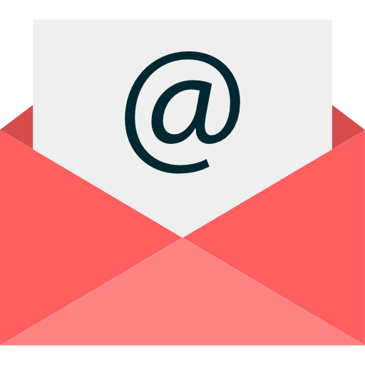 Mails Flat Icon