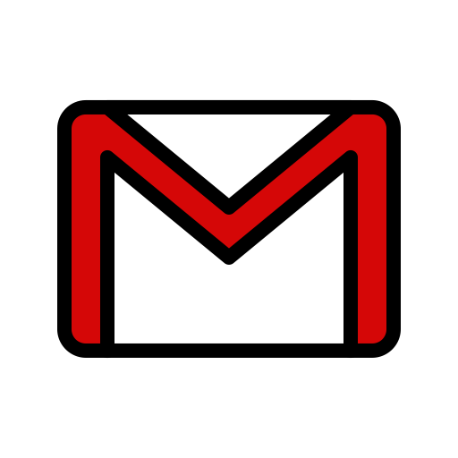 Communication, Email, Gmail, Mail, Message, Service Icon