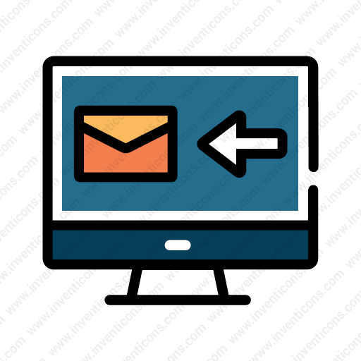 Download Sending,email Icon Inventicons