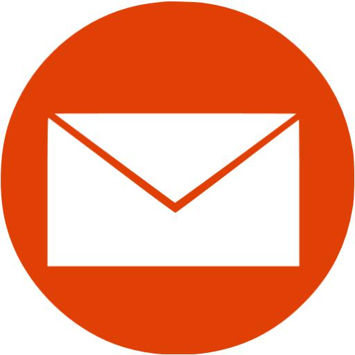 Soylent Red Email Icon