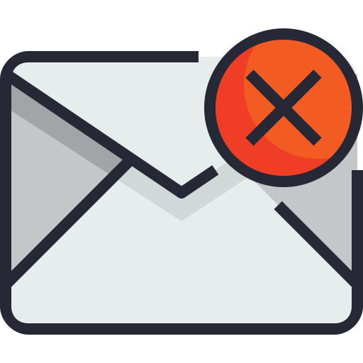 Email, Delete, Cross, Close Icon Free Of Email Icons