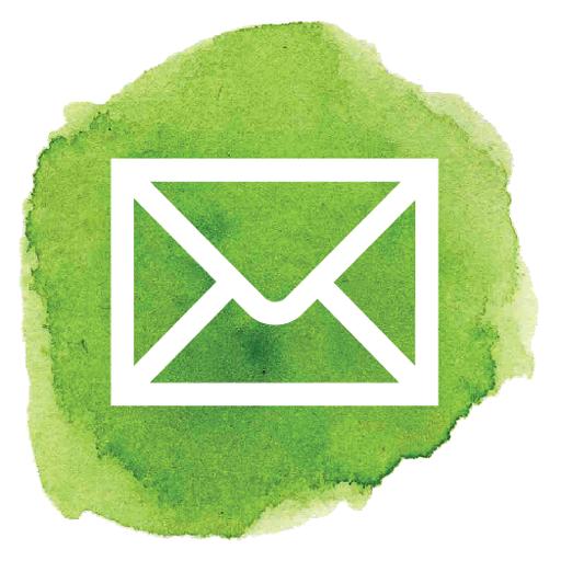 Social Media Mail Handdrawn Icon