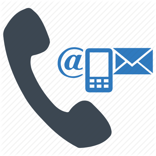 Call, Contact Us, Email Icon
