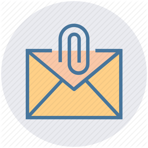 Clip Icon Email Transparent Png Clipart Free Download