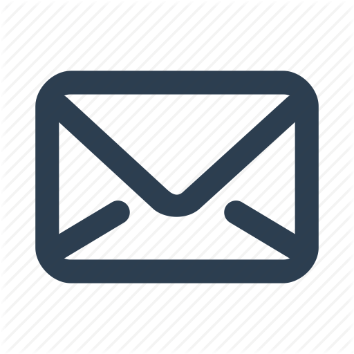 Email, Envelope, Letter, Mailbox, Post Office Icon