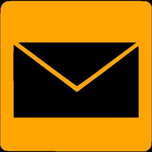 Best Photos Of Email Icon Orange