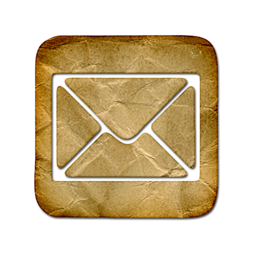 Square, Mail Icon Infocus Social Media Icon Sets Icon Ninja