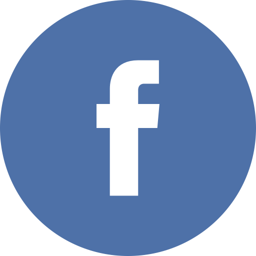 Transparent Round Facebook Icon