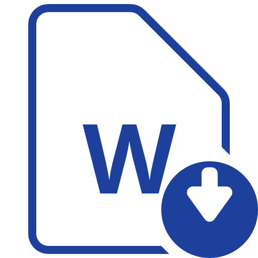 , Word, Download Icon Free Of Filetypes Icons
