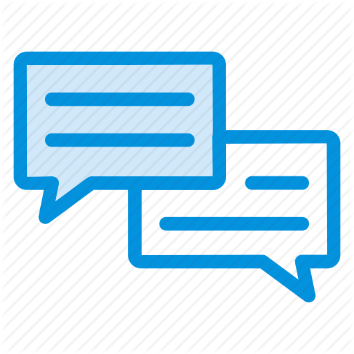 Chat, Communication, Email, Link, Message, Notification, Support Icon