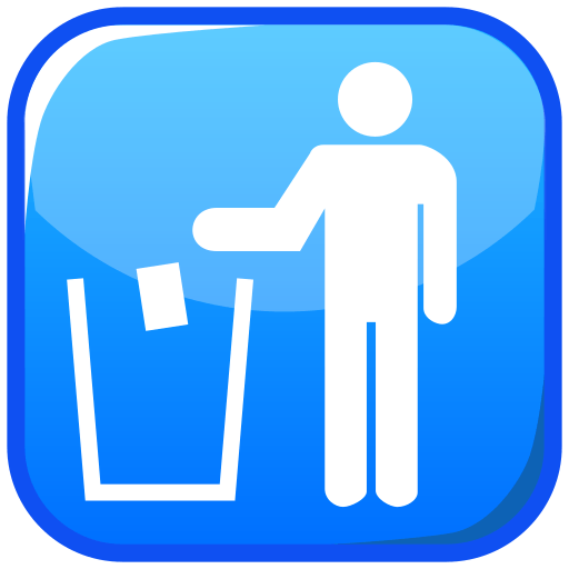 Put Litter In Its Place Symbol Emoji For Facebook, Email Sms