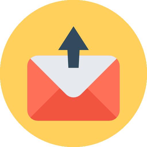 Email Icon Communication Vectors Market
