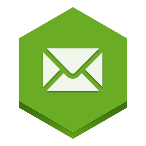 Email Icon Hex Iconset