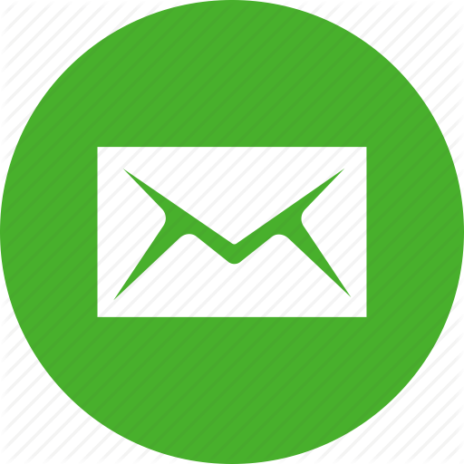 Email Icon Green Transparent Png Clipart Free Download